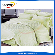 Copper Bamboo bedding sets,hotel bed linen