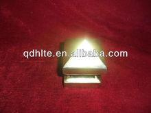 factory glavanized wrought iron cap wholesale