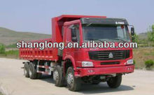 2012 hot-selling HOWO 8x4 tipper truck