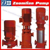 XBD-L Vertical Inline Fire Pump/water pump tools/trailer fire pump