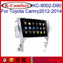 K-comfort Android touch screen navigation screen camry car dvd with SWC GPS +Radio +RDS BT+SD +USB CD/DVD IPOD Aux-in 10.2 inch