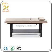 2015 salon wooden Massage Bed Beauty health Facial Bed beauty SPA/best massage bed