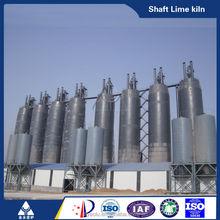 À haut rendement énergétique chinois machines de l'arbre lime kiln avec bas caloric consommation