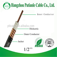 """Best Performance Competitive Price 1/2"""" rf feeder cable"""