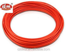 BVV10mm square copper wire sheath line