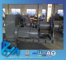 electric boat anchor winch made in china