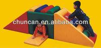 Baby indoor foam climbing toys indoor soft play area for baby