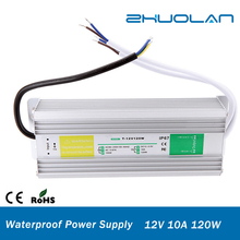 chinese importers power amps led power supply 230v 12v 10a 120w high power waterproof led driver ip67