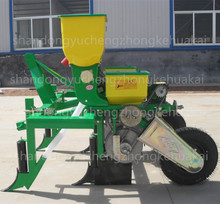 Good quality corn seed planter with fertilizer for sale