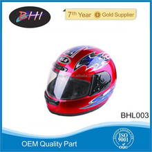 top quality full face helmet motorcycle from BHI motorcycle parts