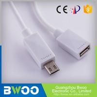 Cheaper Logo Newest Design Micro Usb Splitter Cable