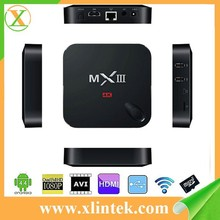 best android tv box amlogic s802 quad core mxiii 4k full hd 1080p unlock cable tv box