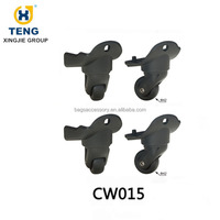 Swivel Luggage Replacement Wheels For Hardside Luggage