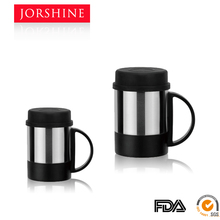 stainless steel double wall offee mug coffee cup 260ml KB015