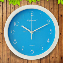 Plastic Digital Hanging Wall Clock with Cute Design
