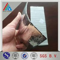 Heat reflective insulation metallized PET PE film
