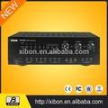 ktv mezclador sistema de karaoke del sistema de sonido y el mezclador karaoke profesional equipo