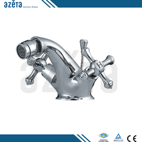 Double Handles Faucet for Bidet Water Bidet Faucet