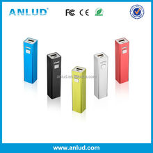ALD-P11 High quality mobile power bank gift 2600mah