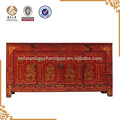asia antigüedades pintado a mano gabinete dongbei