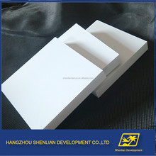 5mm PVC Board/15mm PVC Black/Top quality 1.22*2.44cm pvc board