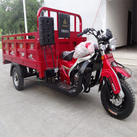 2014 200cc chongqing three wheels motorcycle for sale
