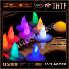 Wholesale Color Changing Waterproof Submersible LED Lights, Tealight Candle, LED Tea light