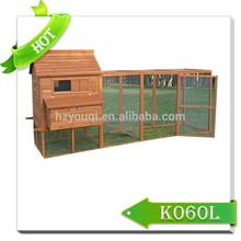 large rabbit hutch run coop enclosure chicken house hot sale