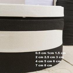 High quality China Black or White Elastic Band