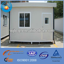 security guard houses/kiosk booth factory