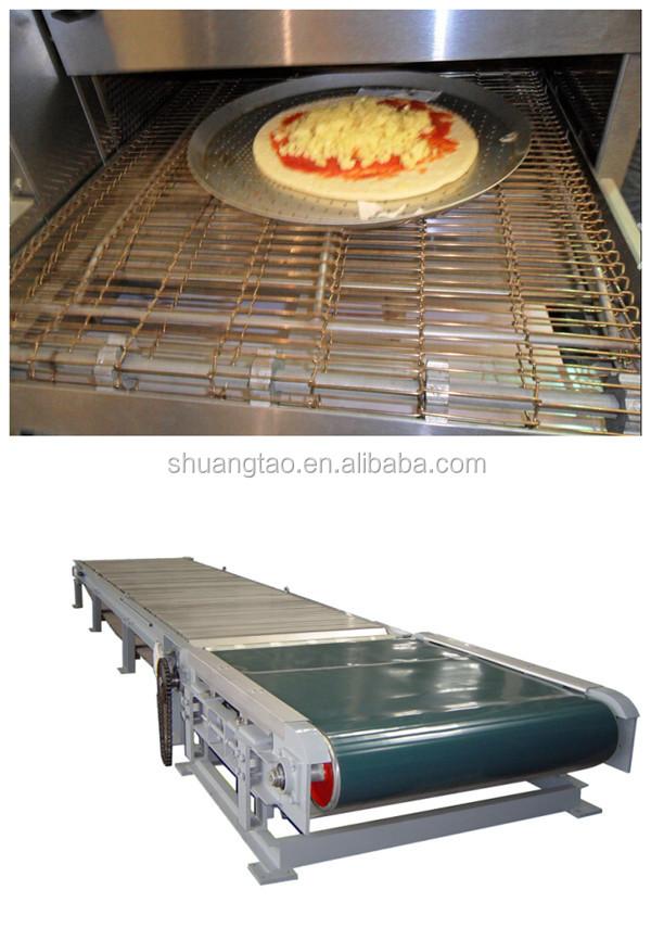 Гуанчжоу производство пищевой промышленности и металл лечение проволочная сетка конвейерной ленты