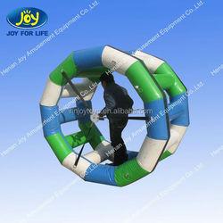 PVC inflatable roller wheel, water wheels sale, inflatable water wheel