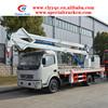 18M Dongfeng High Working Truck Aerial Platform Truck