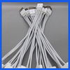 2 in 1 usb cable 2.0 data cable flat noodle usb cable for iphone 6