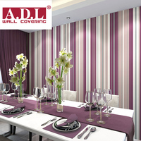 3D Modern simple non-woven wallpaper, fashion TV/sofa/dining room, bedroom, living room decorative wall paper