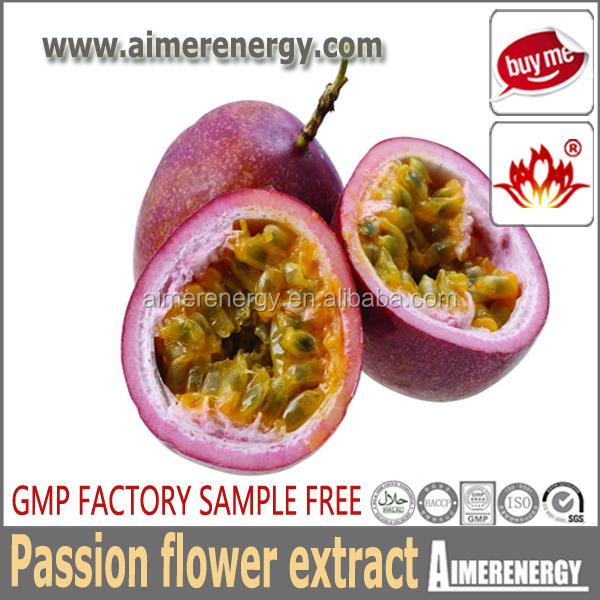 freeze dried fruit passion fruit flower
