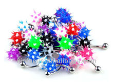 Body Piercing Jewelry Navel Belly Button Rings Silicone Navel Ring