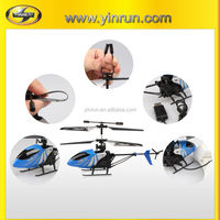 Hot sale alloy 4CH rc airplane with gyro model toy for kids