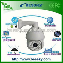 1080P CMOS 2.0MP 960p fish eye 180 degree ip camera