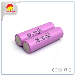In stock 3.7v rc helicopter battery inr18650-30q 18650 battery 3000mah battery inr18650-30q 15a high discharge rate