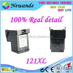 compatible ink cartridge 121 121xl for HP Deskjet F2530 F2545 2560 F2563 F2568 F4240 F4280 F4288