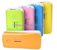 Li-polymer Battery Smart Mobile Power Bank 10000mah for Macbook Pro /for iPad Mini