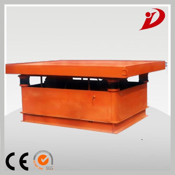 Meilleure usine prix de b ton table vibrante equipements d for Table vibrante