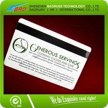 2012 NEWEST Plastic Card