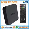 Shop China Electronics Online Satellite Receiver MXQ S805 Smart TV Box Amlogic S805 Android 4.4 Quad Core MXQ S805 TV Box
