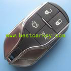 High quality 4 buttons smart key case with logo for maserati key car remote key