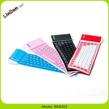 Universal Silicone Rubber Arabic keyboard, silicone arabic keyboard, computer arabic keyboard