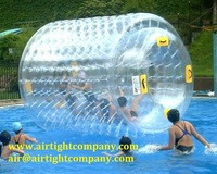 Quality TPU inflatable water roller,water roller ball price,water walking roller ball