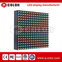 Hot Sale P10 LED Module Outdoor Full Color DIP 160mmx160mm