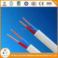 Electrical cable wire 10mm,BVV/BVVR Copper core,PVC sheath electric wire power cable